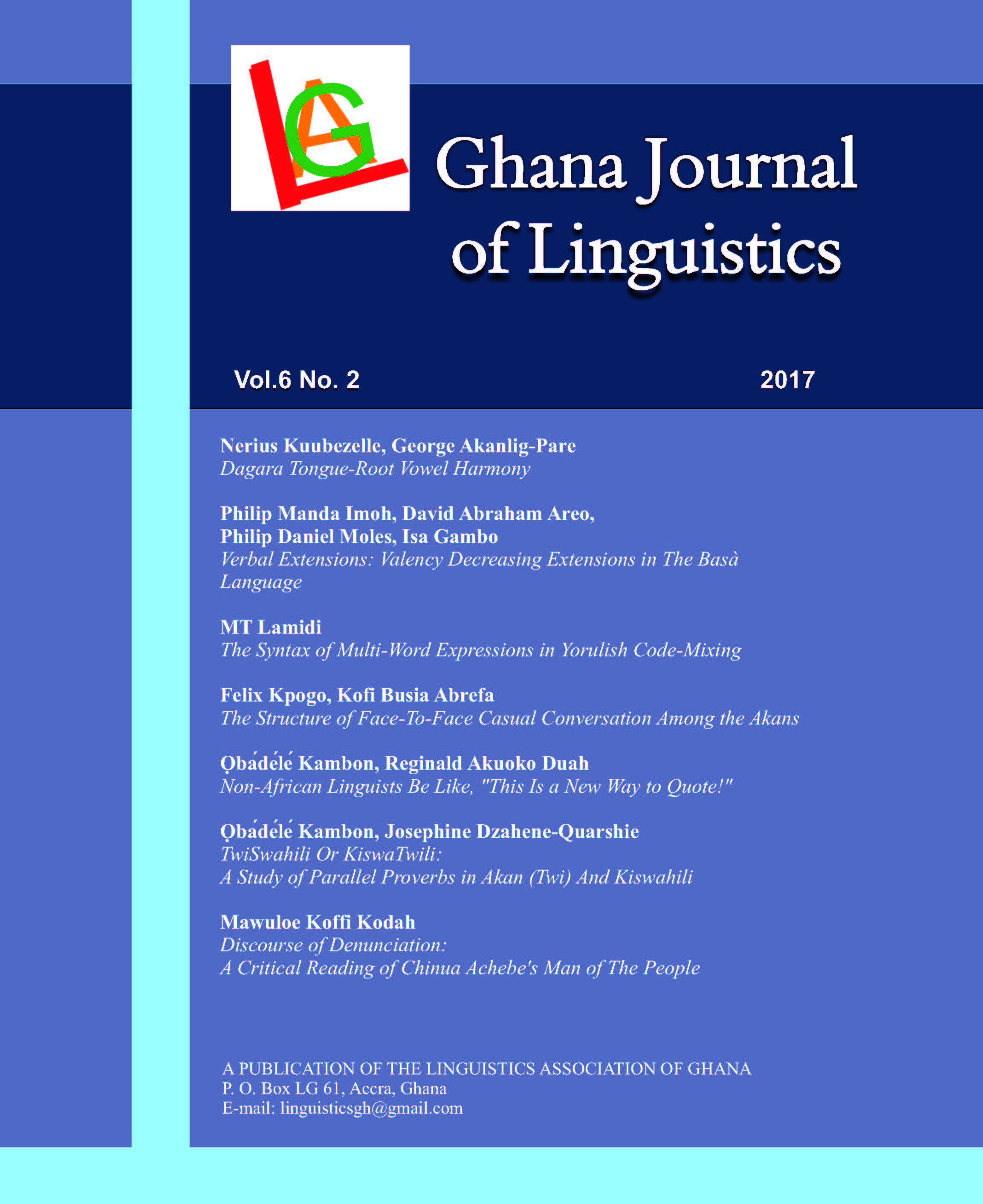 GJL 6(2) Front Cover